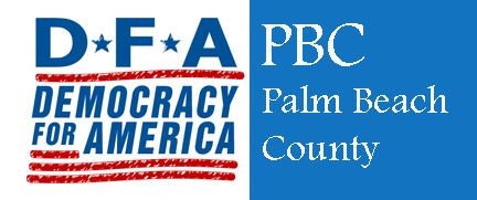 Democracy for America Palm         Beach County